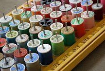 Yarn Storage / Ideas for crafting room and storage
