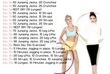 Exercise Plan for Beginners / by Michele Cunane Shapley