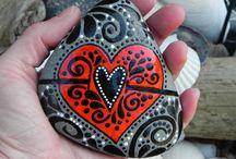 maľovanie na kamene