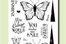 Butterfly Sunshine