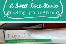 Project Life Ideas
