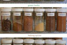 Kitchen Organization / by Felicia :)