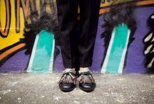 Shoebook FW2015/16 / Vanessa Wu in London