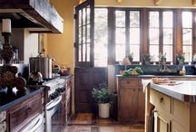 Rustic/ Country Kitchens / by Rethink The Sink