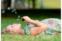 Ideas: Bubbles and Children! / Fantastic ideas for children's photography.