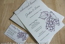 Invitations - Engagement & Rehearsal Dinners
