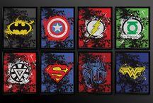 Süper kahramanlar