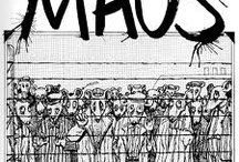 Maus / The Holocaust Time Period as told through a graphic novel. / by Cindy Larkin