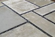 Concrete slab ideas