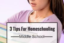Homeschooling Middle and High School / Everything you need to know about homeschooling the upper grades in your homeschool!  / by Misty @ Joy in the Journey| Homeschool Tips| Homeschool Encouragement|