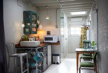 small spaces / by Gayla Edwards