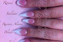 paznokcie/ pomysły