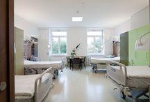[project] STATIONSSANIERUNG WIL I / #vienna #wilhelminenspital #makeover #clinic