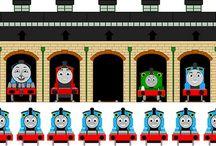 Thomas the Tank Engine / Party