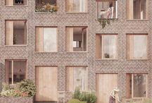tegelarkitektur / arkitektur