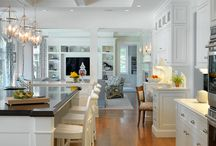 Kitchen / by Amanda Arnett