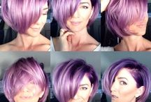 hair - color : styling