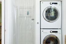 Bathroom plus Laundry
