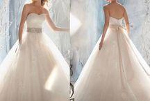 Wedding dress / :)