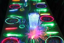 New Years 80's theme party