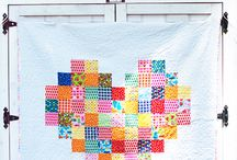 Heart quilt / by Rebecca Smith