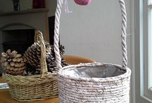 Upcycled Easter