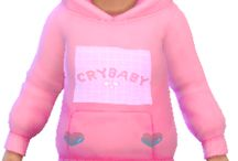 the sims clothes baby