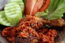 Indonesia Q hidangan