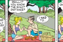 Picnic and Cookout Comics