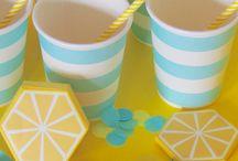 Limonade Party / Autour du citron
