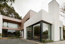 Grand Home Architecture / Our favourite grand architectural and interior designs!