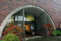 Public Libraries in Washington / On the road and need a library fix?  Here's your answer.  Don't forget that many libraries in Washington have reciprocity.