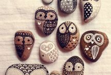 Stone painting inspiration