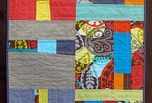 pieces of parts of quilts / by Sydney Traylor