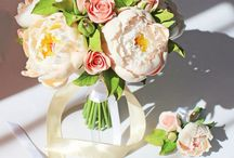 My lovely job - clay flowers from Deco clay / Clay craft by deco