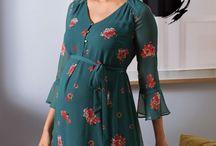 Maternity clothes dress