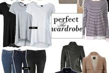 Minimal Ethical Closet / Fashion minimalism