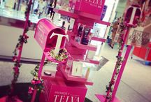 Buzones de Telva / Premios Telva Belleza 2014