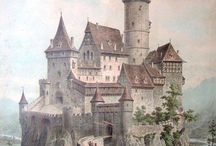 Printable - castles
