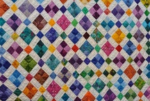 Crazy About Four Patch Quilts.........
