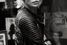 Fashion looks with leather jackets