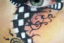 Arty Makeup