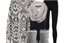 Fashion / Outfits - Winter