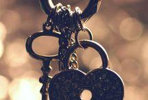 Vintage Keys & Locks