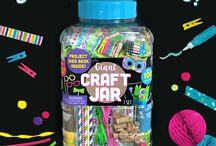 Bendon Craft Jar Ideas