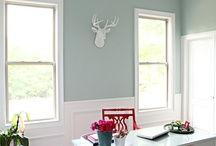 {{ K's Office }} / Decorating & organizing a hard-working office