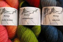 Berlin yarn shopping