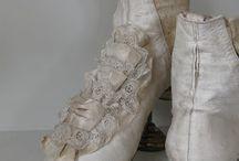 Antieke schoenen / Antieke schoenen