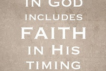 timing faith