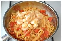 Pasta receipes I want to try